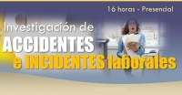Investigación de accidentes e incidentes laborales